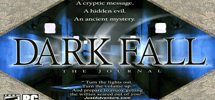 Dark Fall The Journal Free Download Full PC Game