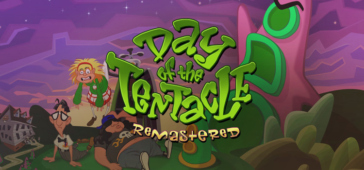Day Of The Tentacle Remastered Free Download PC Game