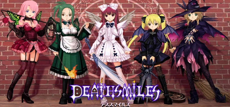 Deathsmiles Free Download Full PC Game