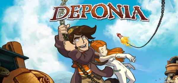 Deponia Free Download Full PC Game