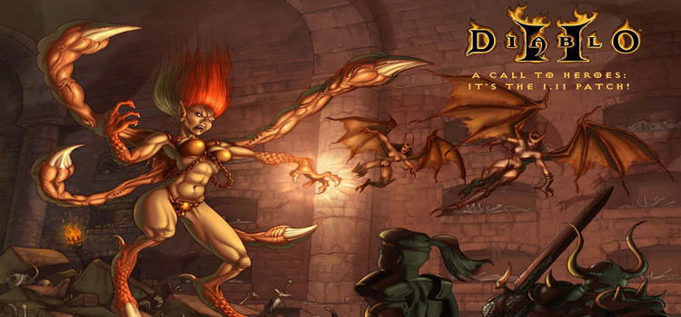 Diablo II Gold Edition Free Download Full PC Game
