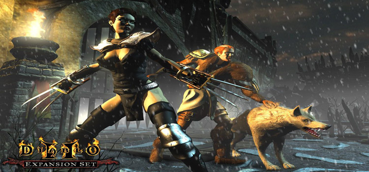 Diablo II Lord of Destruction Free Download PC Game