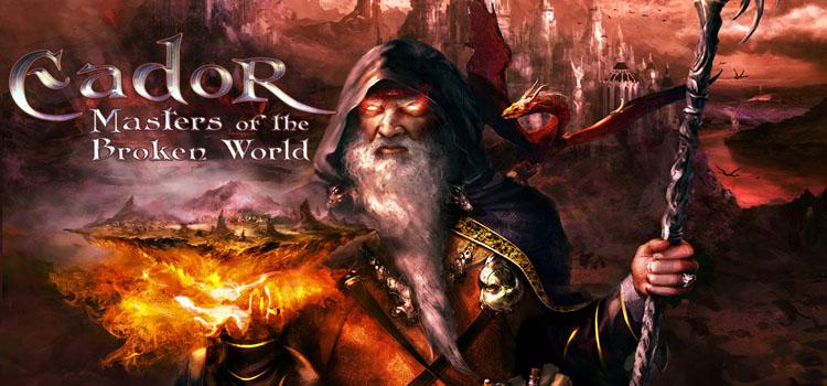 Eador Masters of the Broken World Free Download PC