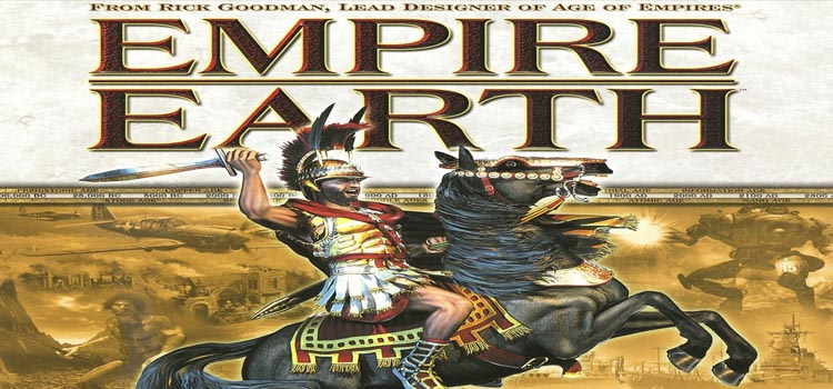 Empire Earth 1 Free Download Full PC Game