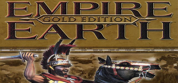 Empire Earth 1 Gold Edition Free Download Full Game