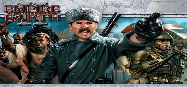 Empire Earth II The Art of Supremacy Free Download PC