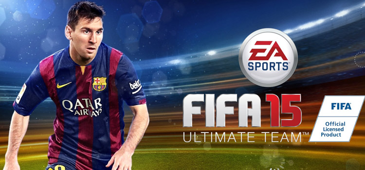 FIFA 15 Ultimate Team Edition Download Free PC Game