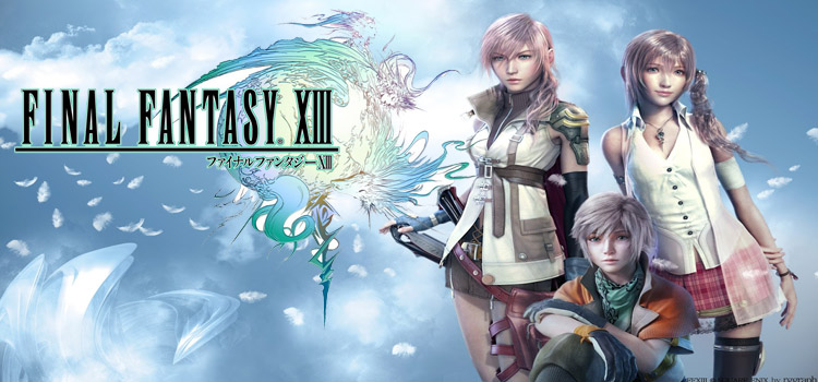 FINAL FANTASY XIII Free Download Full PC Game