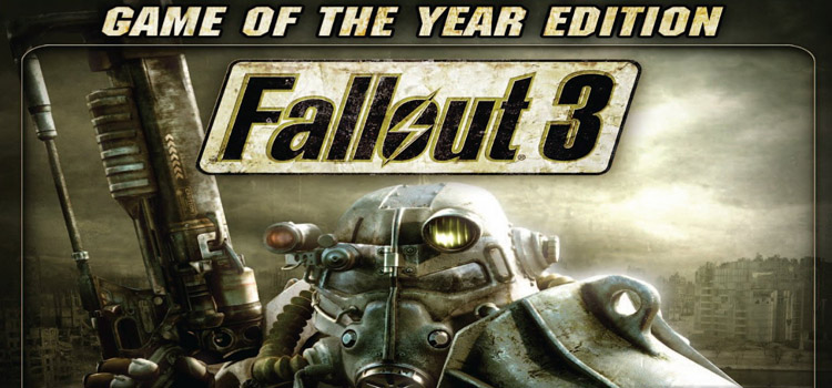 Fallout 3 Game of the Year Edition Free Download PC