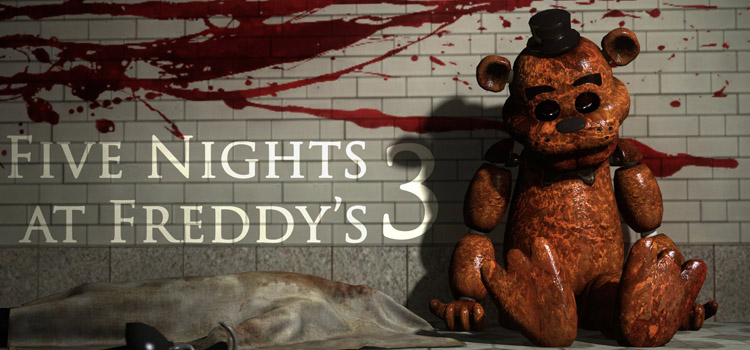 Five Nights At Freddys 3 Free Download Full PC Game