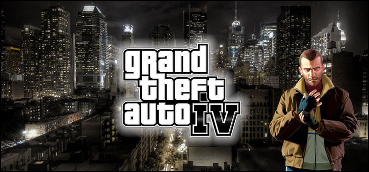 GTA IV Free Download Grand Theft Auto 4 Cracked PC Game