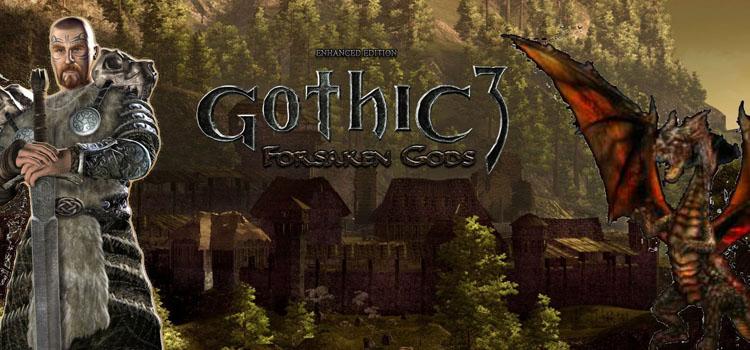 Gothic 3 Forsaken Gods Enhanced Edition Free Download