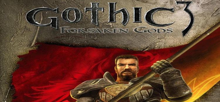Gothic 3 Forsaken Gods Free Download Full PC Game