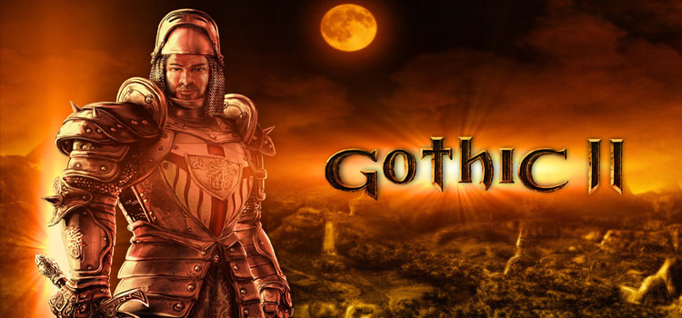 Gothic II Gold Edition Free Download Full PC Game