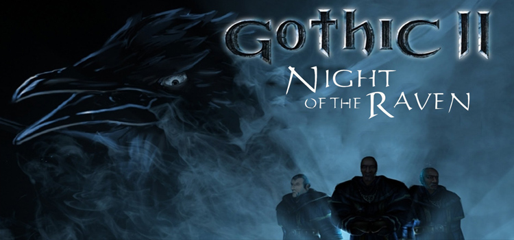 Gothic II Night of the Raven Free Download Full Game