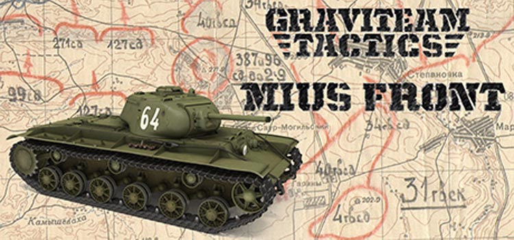 Graviteam Tactics Mius Front Free Download Full Game