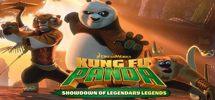 Kung Fu Panda Showdown Of Legendary Legends Download