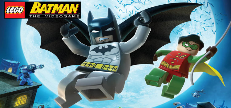 batman lego games free