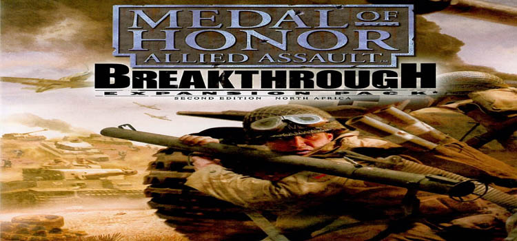 Medal Of Honor Allied Assault Breakthrough Free Download