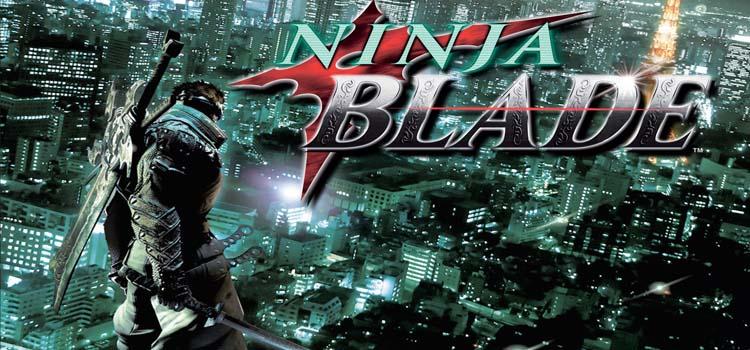 Ninja Blade Free Download Full PC Game