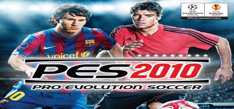 pro evolution soccer 2010 full version for pc