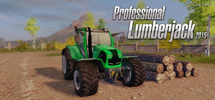 Professional Lumberjack 2015 Free Download PC Game