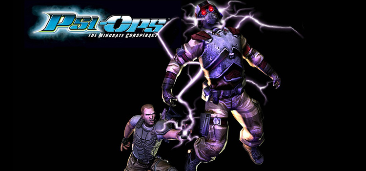 Psi Ops The Mindgate Conspiracy Free Download PC Game