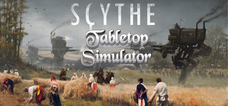 Tabletop Simulator Scythe Free Download Full PC Game