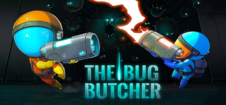 The Bug Butcher Free Download FULL Version PC Game