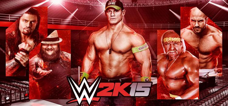 WWE 2K15 Free Download Full PC Game
