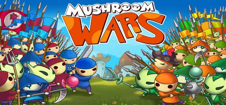 Mushroom Wars Free Download FULL Version PC Game