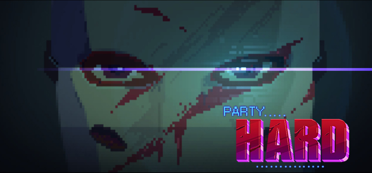 Party Hard Free Download Full PC Game