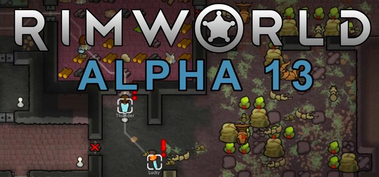 RimWorld Alpha 13 Free Download FULL Version PC Game