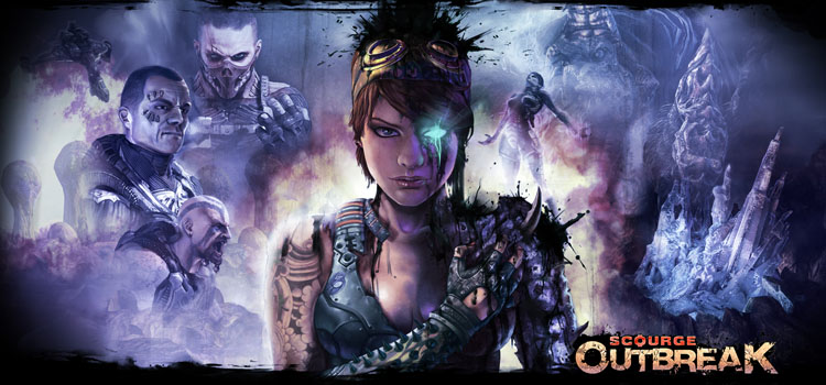 Scourge Outbreak Free Download FULL Version PC Game