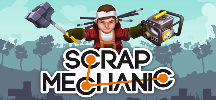 Scrap Mechanic Free Download FULL Version PC Game