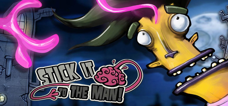 Stick It To The Man Free Download FULL PC Game