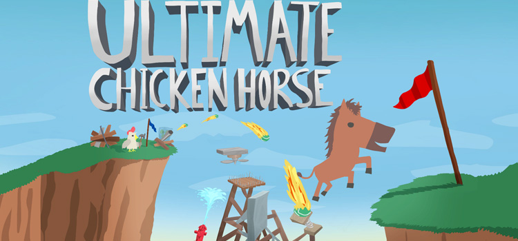 Ultimate Chicken Horse Free Download FULL PC Game