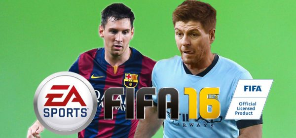FIFA 16 Download Free FULL Version Cracked PC Game