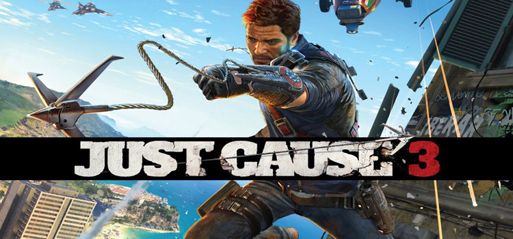 just cause 3 crack  pc full version