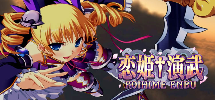 Koihime Enbu Free Download Full PC Game