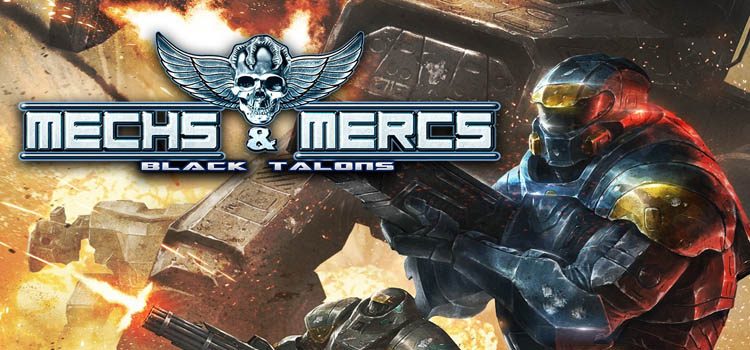 Mechs And Mercs Black Talons Free Download PC Game
