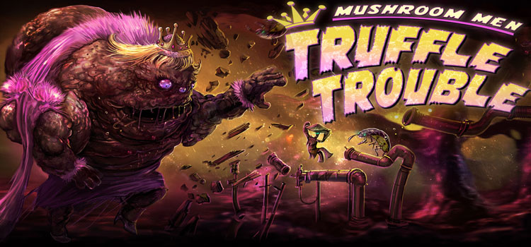 Mushroom Men Truffle Trouble Free Download PC Game
