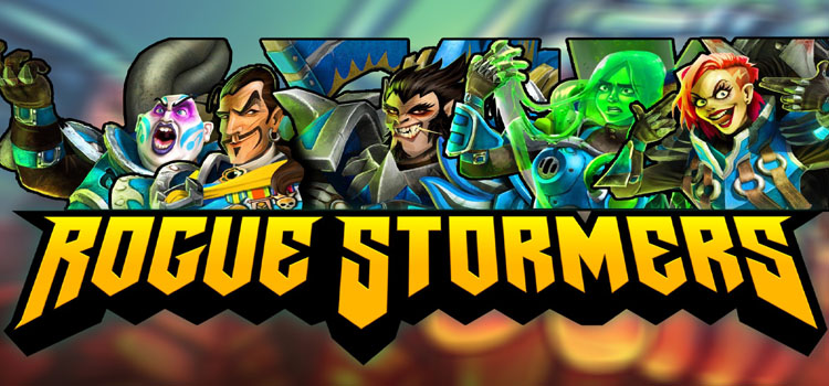 Rogue Stormers Free Download FULL Version PC Game