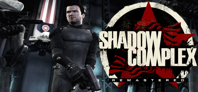 Shadow Complex Remastered Free Download PC Game