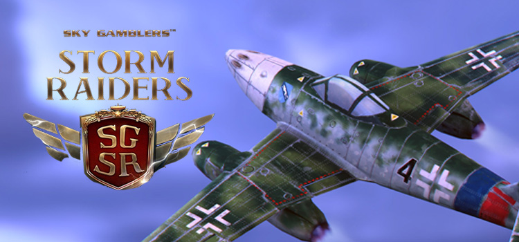 Sky Gamblers Storm Raiders Free Download Full PC Game