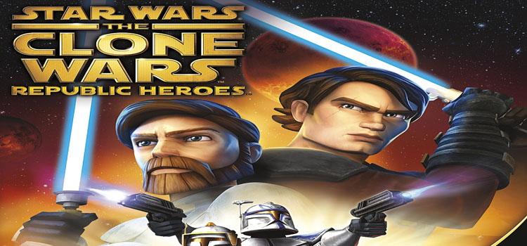 Star Wars The Clone Wars Republic Heroes Free Download