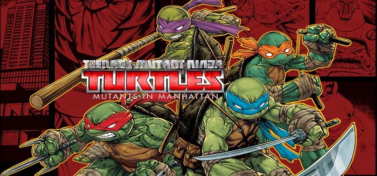 ninja turtles games free +full version final