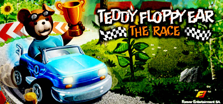 Teddy Floppy Ear The Race Free Download PC Game