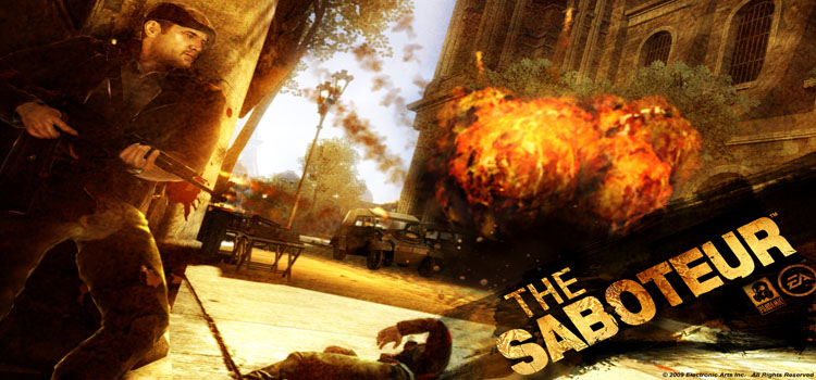 The Saboteur Free Download Full PC Game