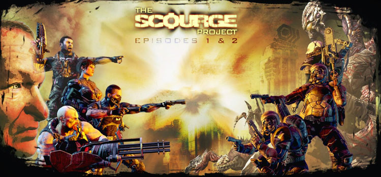 The Scourge Project Free Download FULL PC Game